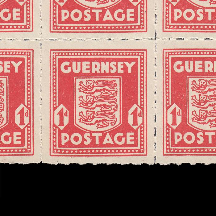 Deutsche Besetzung - Frankreich - Durchstich Briefmarken
