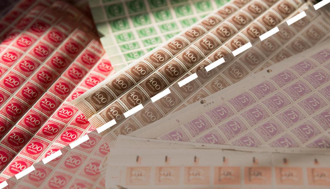 Trennungsarten von Briefmarken