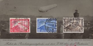 Gestempelte Briefmarken - Wert - Was sind diese Wert