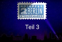 Zeichnungen & Typen der Notopfermarken Berlin