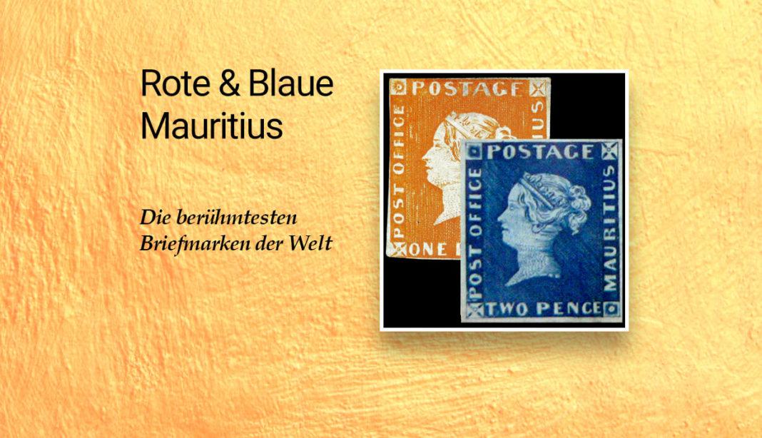 Berühmteste Briefmarken der Welt