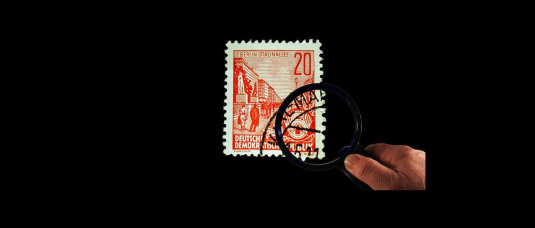 Zähnung bei Briefmarken