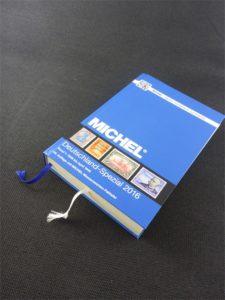 Briefmarken Katalog - Michel
