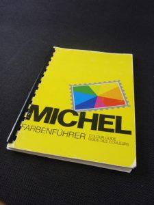 Farbenführer von Michel