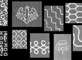 Briefmarken Wasserzeichen, Auswahl an verschiedenen Wasserzeichen
