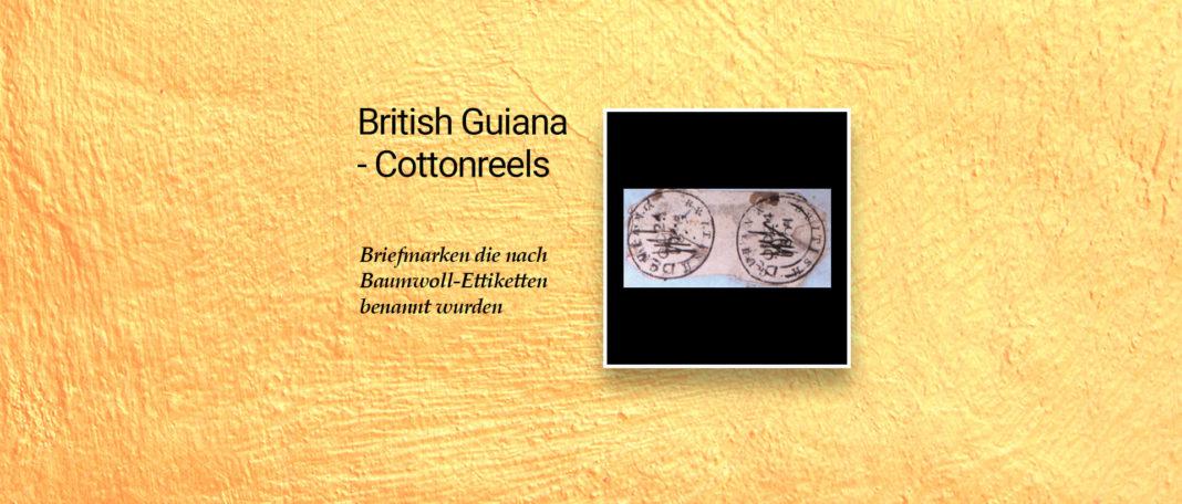 riefmarken die nach Baumwoll-Ettiketten benannt sind