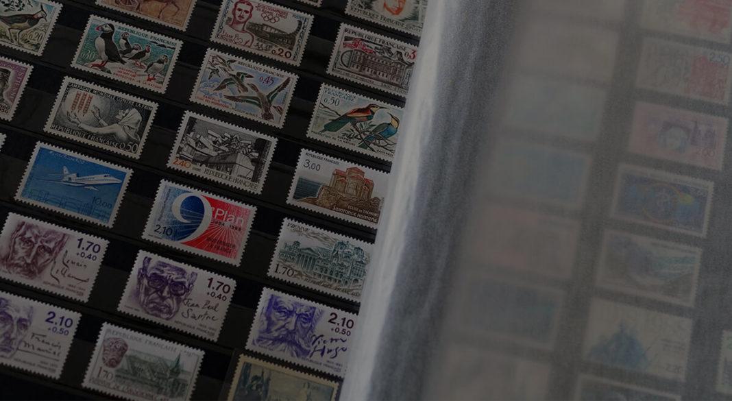 Wert von postfrischen Briefmarken