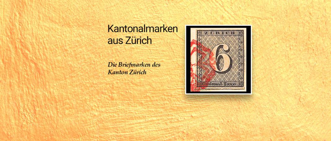 Erste Briefmarken Europas - Kantonalmarken