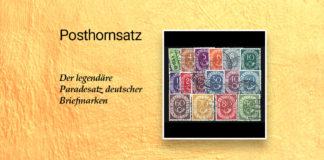 Der Paradesatz der Bundespost- Posthornsatz