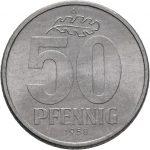 50 Pfennig - 3te Serie - Avers