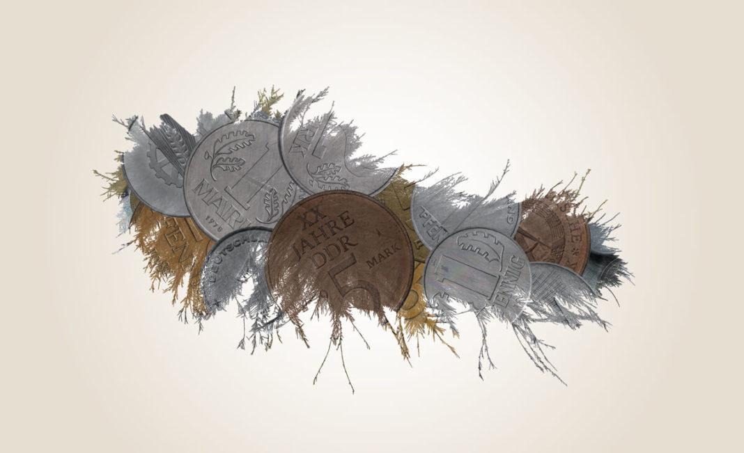 Leichtgewichte der Numismatik DDR Münzen