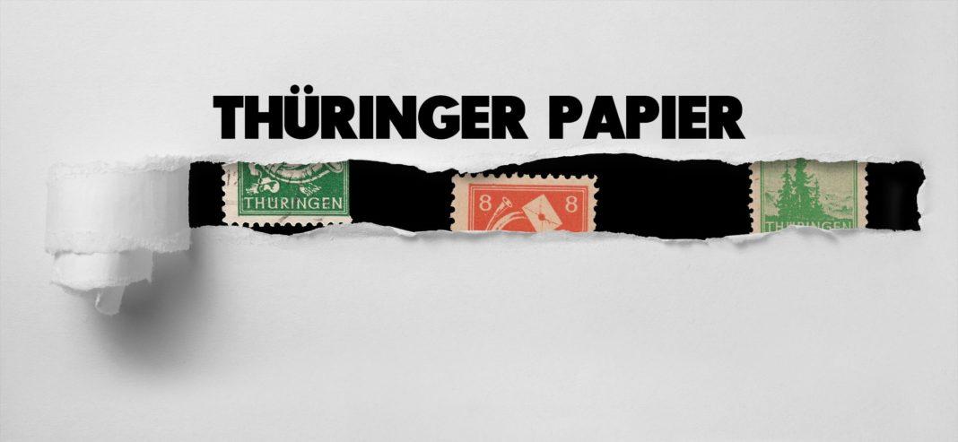 Thüringer Papier - Beitragsbild