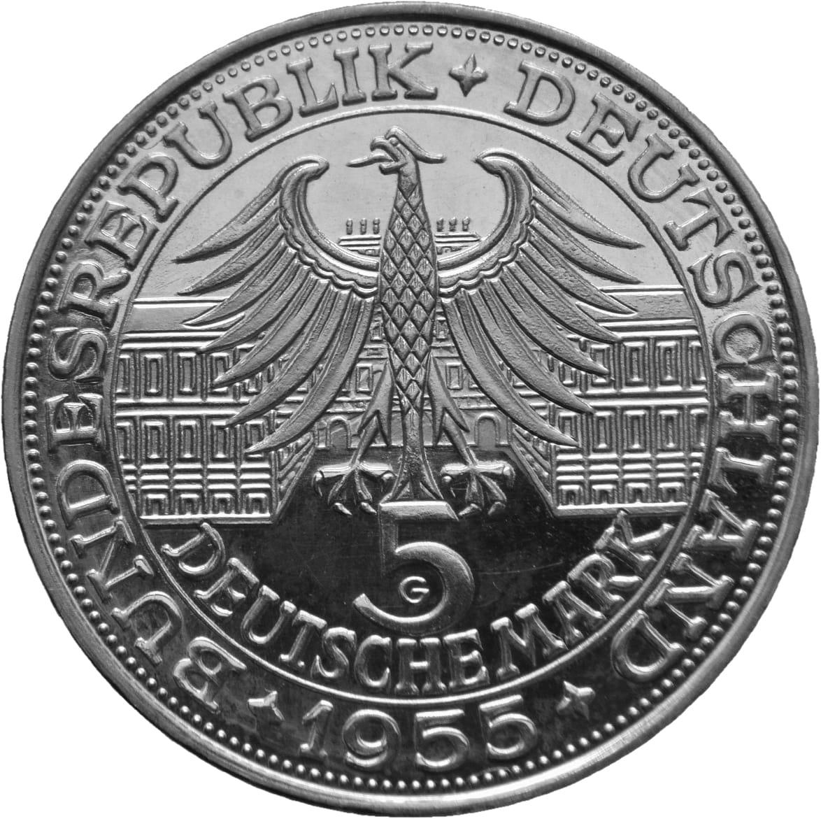 Markgraf von Baden Rückseite
