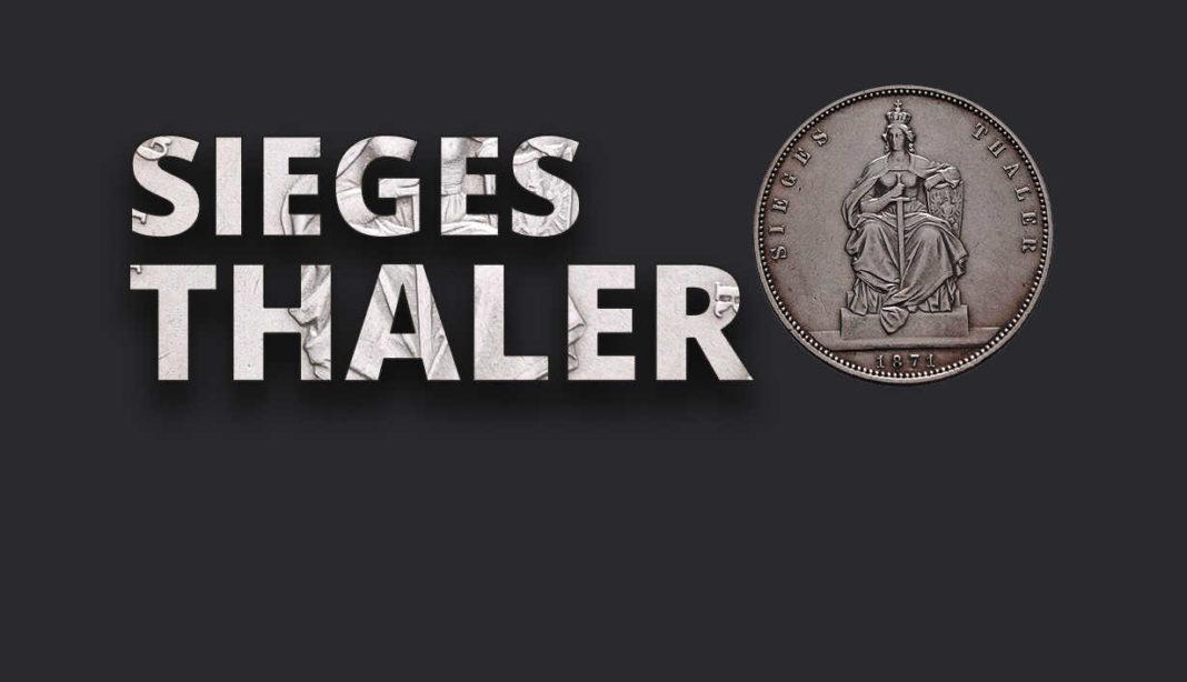 Siegesthaler Deutsches Reich